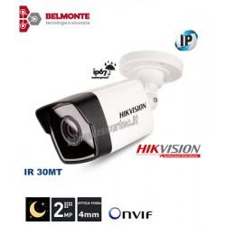 CAMERA HIK IP BULLET 2MP IR30MT DS-2CD2020F-1(4MM