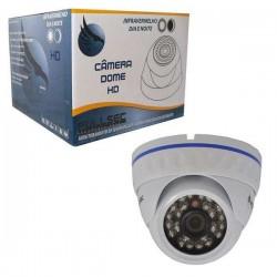 Câmera Dome HDTVI 1080p 3.6mm 1/3 30 metros 24x led - FS-T12