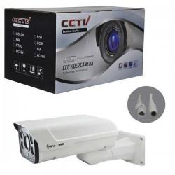 Câmera Bullet IP FullHD 1080p 50 Metros Onvif PTZ 4mm - FS-IPH20