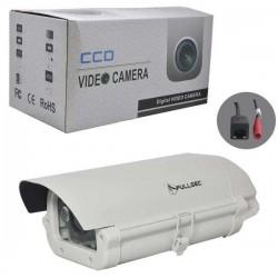 Camera IP HD LPR 1080p 50 Metros Varifocal 1/2 - FS-IPH21