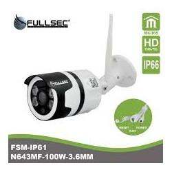 Câmera Wifi Bullet 720P N643MF-100W-3.6MM